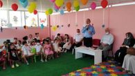 Antakya'da 4-6 yaş arası çocuklara