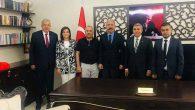 AKP Kurmayları  Karahan'ı  Tebrik Etti
