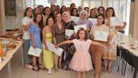 Antakya Belediyesi-İŞKUR işbirliğiyle kurs sonu: