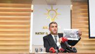 AKP İl Başkanı Adem Yeşildal…