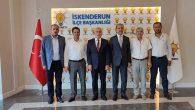 İskenderun'da AKP, Eskilerle…