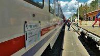 Türkiye'de Yüksek Hızlı Tren;