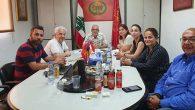 Tülay Hatimoğulları Lübnan'da…
