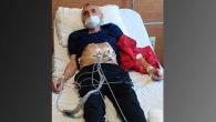 Mehmet Kurt  Hastanede