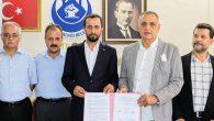 MKÜ, Yayladağı Belediyesi ile ATSO ortak protokolü: