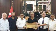 Behzat Böke'ye Yılın Ahisi  Ödülü Pazartesi Günü