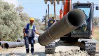 Antakya'da içme suyu boruları değişimi sürüyor