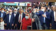 CHP'li başkanlara esnaf ilgisi