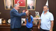 Antakyalı karateci kız milli takıma seçildi