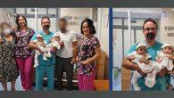 5 Yıllık Özlem, İkiz Bebekle Taçlandı