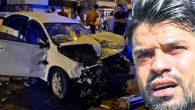 Gökhan Zan kaza atlattı