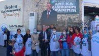 Mursaloğlu, İstanbullu Kadınlara Yemek Tarifi Yaptı