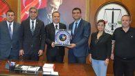 Adana Baro Başkanı Antakya'da