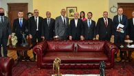 ATSO heyeti CHP genel merkezinde