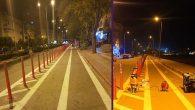 Bisiklet yolu, anayol bölünerek olmaz…