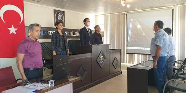 Erzin Belediye Meclisi kararıyla