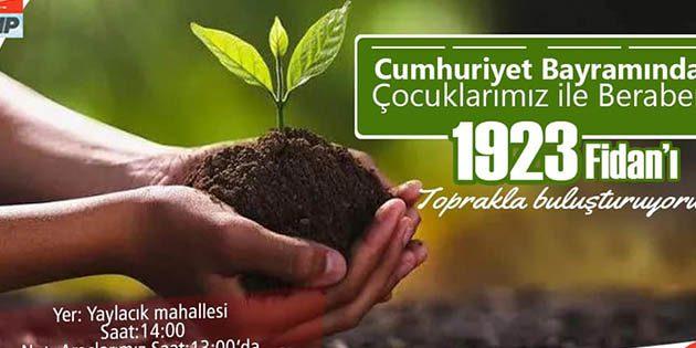 CHP'den 98.yıldönümü etkinliği