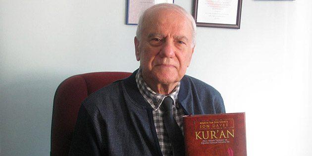 Dr. Özdemir'den Sesli Kur'an, Youtube'da…