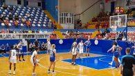 Avrupa Kadınlar CUP Basketbolda