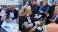 """İstanbullulara """"zahter salatası"""" yapımı öğretildi"""