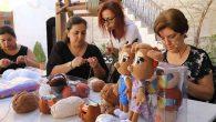 Expo Maskotları Kadın Emeği İle Üretildi
