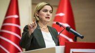 CHP Genel Sekreteri Selin Sayek Böke…