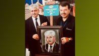 Vali Doğan'a portre sürprizi