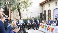 İmzalar atıldı, World17 Group'un Antakya'da ofisi açıldı